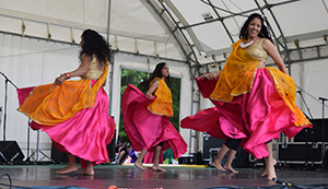 Community Bollywood Dance Project
