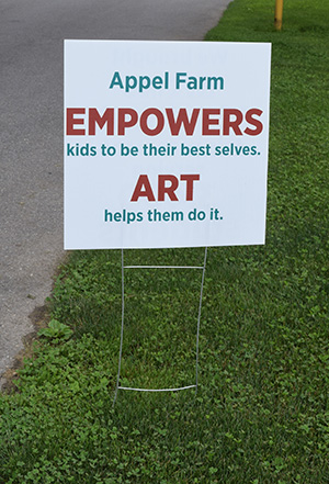 Art empowers kids
