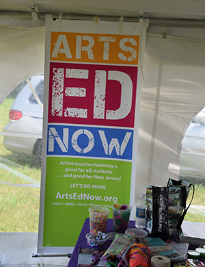 Arts Ed Now banner
