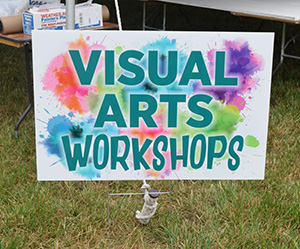 Visual Arts Workshops