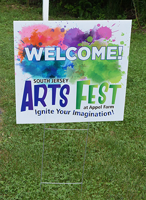Welcome to South Jersey Arts Fest