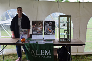 Salem Community College Booth