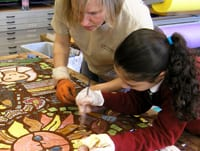 Arts in Schools Mosaic