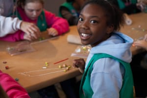 Girl Scout Workshops Junior Jewelry Image