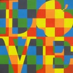 Love Mural: Designed by Andrew Giles