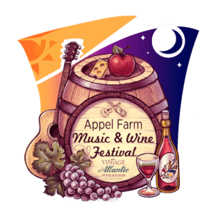 Music & Wine Festival Logo
