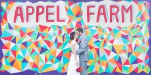 Weddings Hurka Appel Farm Mural Image